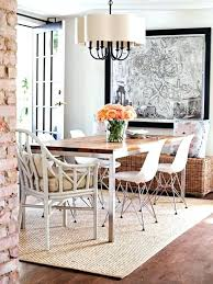 Carpet For Round Dining Table Best Rugs Room Nifty Rug