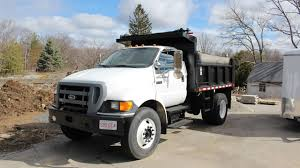 100 Medium Duty Dump Trucks For Sale D F750 Truck Walk Around YouTube