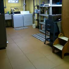 flooring grid loc tiles snap together garage floor rubber