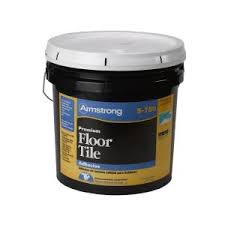 armstrong s 750 1 gal resilient tile adhesive 00750408 the home