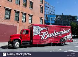 Budweiser Truck, New York City, USA Stock Photo, Royalty Free ... Budweiser Truck Stock Images 40 Photos Ubers Selfdriving Startup Otto Makes Its First Delivery Budweiser Truck And Trailer Pack V20 Fs15 Farming Simulator Truck New York City Usa Photo Royalty Free This Is For Semi Trucks And Ottos Success Vehicle Wrap Gallery Examples Hauls Across Colorado In Selfdriving Hauls Across With Just Delivered 500 Beers Now Brews Its Us Beer Using 100 Renewable Energy Clyddales Boarding The Ss Badger 1