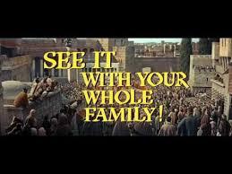 Ben Hur Theatrical Trailer