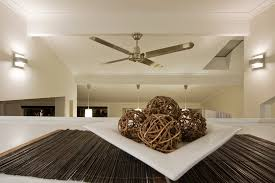 modern ceiling fans with lights kitchen modern with ceiling fan