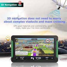 100 Gps Systems For Trucks S7 7 Inch Touch Screen Car Truck GPS Navigation GPS Navigator Europe