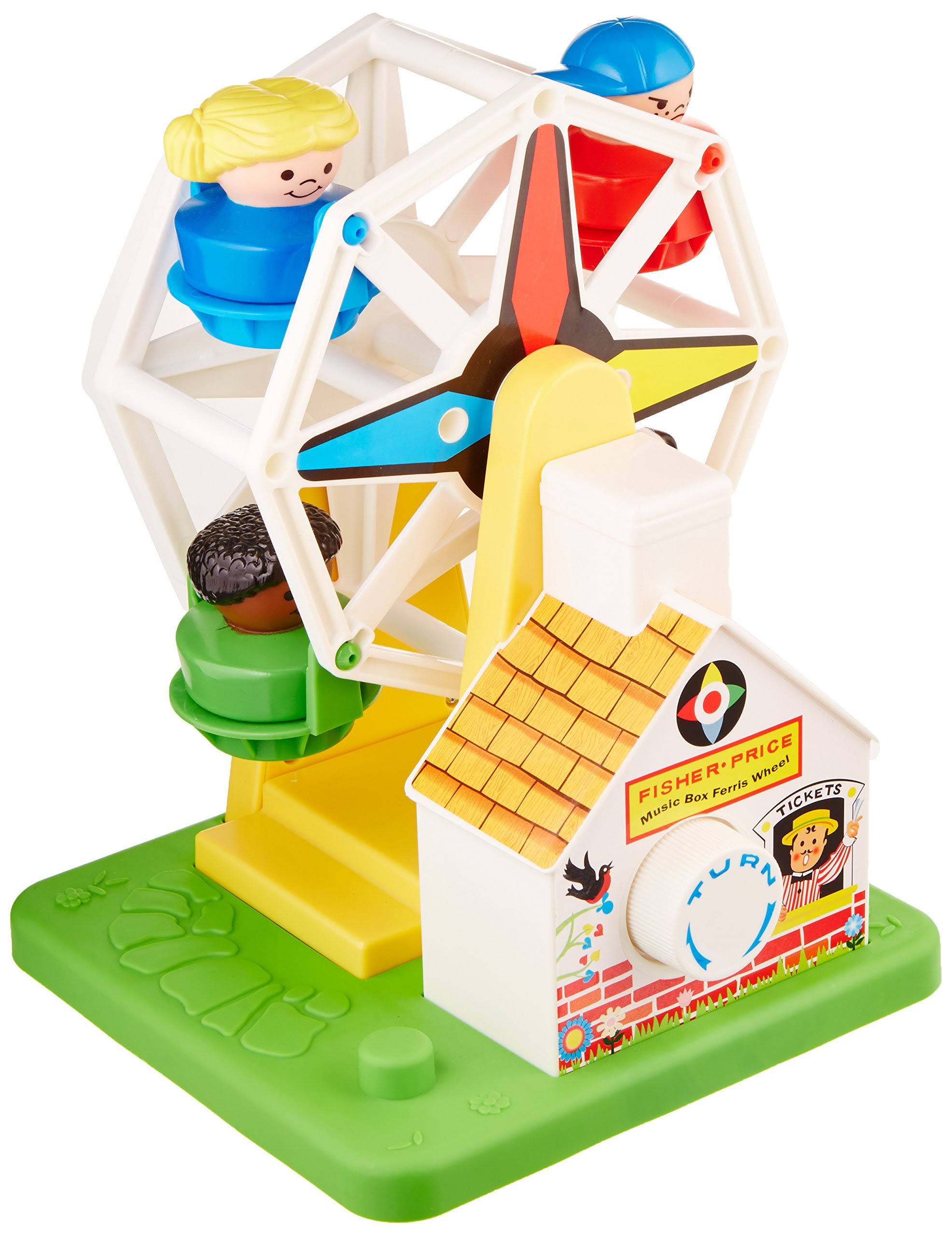 Fisher Price Musical Ferris Wheel Toy