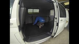 Campervan Conversion Interior Installation In VW T5 Kit