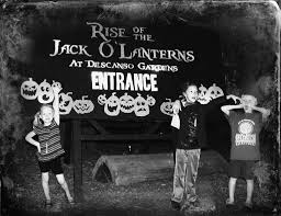 Pomona Pumpkin Patch Promo Code by Discount Tickets To Rise Of The Jack O U0027lanterns In La Socal