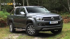 Volkswagen Amarok : Car Review - YouTube