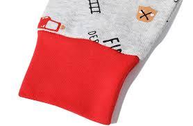 Litlle Boys Fire Truck Pajamas 100/% Cotton Christmas PJS Long ...