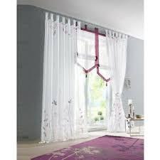gardinen vorhänge deko gardinen schlaufenschal wohnzimmer