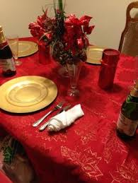 Christmas Table Purchased Everything From The 1 Store Cloth Came Tree Shops