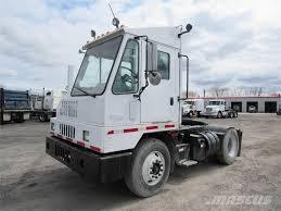 100 Shunting Trucks Kalmar SHUNTER 4 X 2 SHUNT TRUCK Tractor Units Year Of