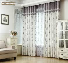 vorhänge für wohnzimmer esszimmer schlafzimmer klassische schwarz und weiß streifen flache umweltschutz druck vorhang