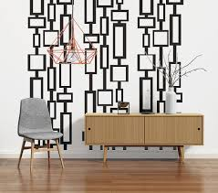 Breathtaking Mid Century Modern Wall Decor Wooden Unit Art And Simply Simple Home