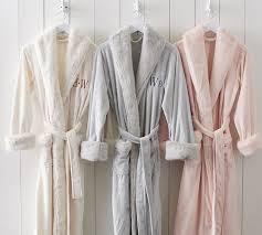Tonal Colored Fur Robe