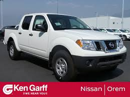 New 2018 Nissan Frontier S Crew Cab Pickup In Orem #2N80338 | Ken ... Nissan Of Greenville A New Used Vehicle Dealer 2018 Titan Fullsize Pickup Truck With V8 Engine Usa And Cars Near Pomona Ontario Ca Metro 2013 Frontier 2wd Crew Cab Sv At Landers Serving Little 1995 Overview Cargurus 2016 Reviews Rating Motor Trend Riverside San Bernardino Inland Empire Heritage Collection Tama Gasoline I Search Costa Rica 1998 Busco Ud Para Desarme Reveals Rugged Nimble Navara Nguard But Wont How To Get Your Ready For Spring Summer Martin