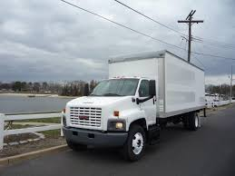 USED 2007 GMC C-7500 BOX VAN TRUCK FOR SALE IN IN NEW JERSEY #11356