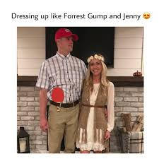 Forrest Gump Jenny Halloween by The Cleverest Couples Costumes