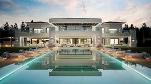 100 Designing Home Luxurious 9 Bedroom Spanish With Indoor Outdoor Pools