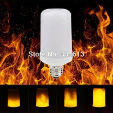 ruichen led bulb flicker standard base e27 true