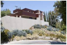 100 Frank Lloyd Wright Jr A House In The Hollywood Hills