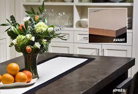 comptoir de c駻amique cuisine comment fabriquer simplement un comptoir de béton colobar