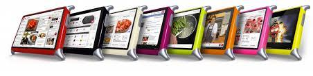 tablette cuisine qooq unowhy de qooq la tablette qui ne fera pas tâche dans votre