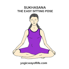 How To Do Sukhasana The Easy Sitting Pose