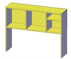 Tcc College Help Desk by The College Cube Dorm Desk Bookshelf