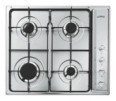 cuisiner au gaz ou à l électricité taque de cuisson gaz smeg s64sbe