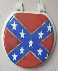 Confederate Flag Bedding by Antique Confederate Flag Toilet Seat Dl Grandeurs Confederate