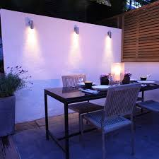 lit up your compound and garden with garden wall lights decorifusta