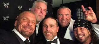 triple h ribs fans that filmed 1996 s msg curtain call video