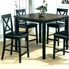 Tall Table And Chairs Patio Set Bistro Dining Dimensions