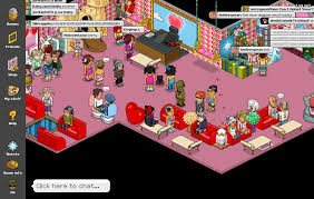 Habbo 1 Computing Society