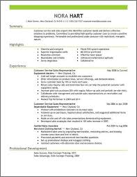 Objective Resume Call Center Examples