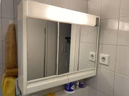 badezimmer spiegelschrank alibert weiß gebraucht