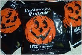 Utz Of Hanover Halloween Pretzels Nutrition by Parenthetical Asides October 2014