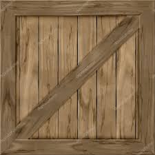 Wood Crate Generated Hires Texture Stock Photo 54837659