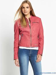 tall leather jacket womens