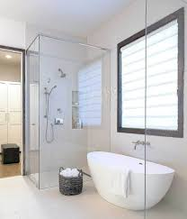 Minimalist Bathroom Designed With White Freestanding Tub And Corner ... New Modern Minimalist Bathroom Ideas Best Picture Hd Plaieautifulmornbarosonhomedesignwithis Spacious Design 3d Render Stock Photo 5 For Every Taste Staged4more Simple Designs Fr Small Spaces Dhlviews 42 Gorgeous But Looks Luxurious Inspiration Hugo Oliver Bright Glass Shower Edit Now Bathroom Tips Purist Design Hansgrohe Sg 40 Style Bathrooms 48 Ingenious Contemporary Inspiring