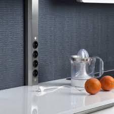 prise plan de travail cuisine multiprise sur plan de travail prise encastrable accessoires de