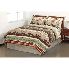 Walmart Bed Sets Queen by Get The Mainstays Fishing Adventure Bed In A Bag Bedding Set At
