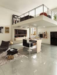 salon salle a manger cuisine cuisine ouverte sur salon ou salle a manger cuisine en image