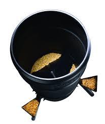 Time Buckeye Gravity Feeder 600 lb 95 gallon Capacity