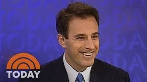 Nbc Matt Lauer Halloween by Matt Lauer U0027s First Today Broadcast Archives Today Youtube