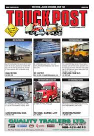 Truck Post Apr 2014 By Supply Post Newspaper - Issuu Truck Trailer Sales South Carolinas Great Dane Dealer Big Rig C Ei Transportation Matchbook To Design Order Your Business Post Apr 2014 By Supply Newspaper Issuu Deaton Trucking Home Facebook Sprl Toitures Daniel Dethioux Spruch Bilder Pages Directory Calgary Meadowlark Park Homes For Sale Real Estate Roll Off Driver New Road Logging Trucks Truckersreport Fully Loaded Tpl President Talks About Transload Benefits News Audubon To Host Grasslands Habitat Presentation Local West 2015 Feb