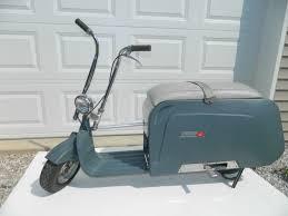 Centaur Motor Scooter Information