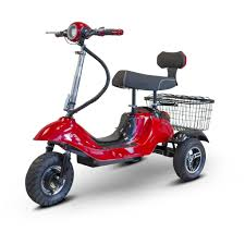 E Wheels EW 19 Sporty Foldable Scooter Adept Mobility