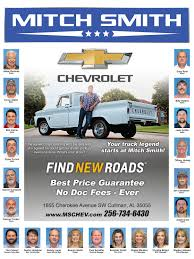 Mitch Smith Chevrolet   Serving Cullman, Decatur, Hartselle ... Birmingham Al Gallery Hollingsworth Richards Mazda Staff Meet Our Team Marine Chief Warrant Officer Michael Stock Photos Truck Parts Zombie The 153 Best Ford Fusion Images On Pinterest Cars Fusion And Jcj 5218 By Campbell Publications Issuu Classic Lincoln Shelby Dealer In Nc What To Do With An Old Clothesline Pole The Art Of James Hulsey
